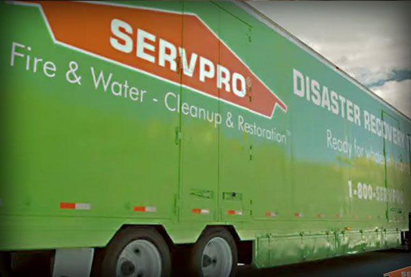 Servpro Fire & Water Restoration