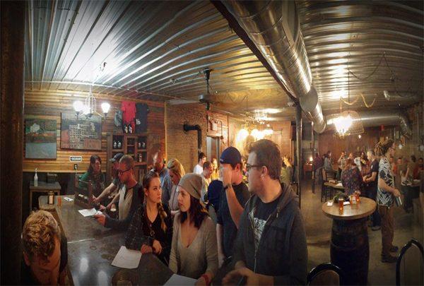 Elm Street Brewing Company