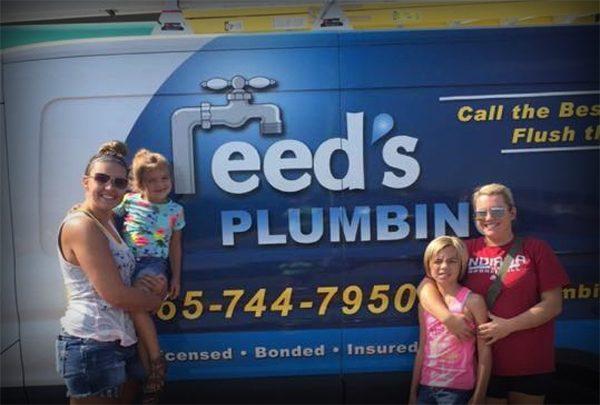 Reed's Plumbing, Inc.