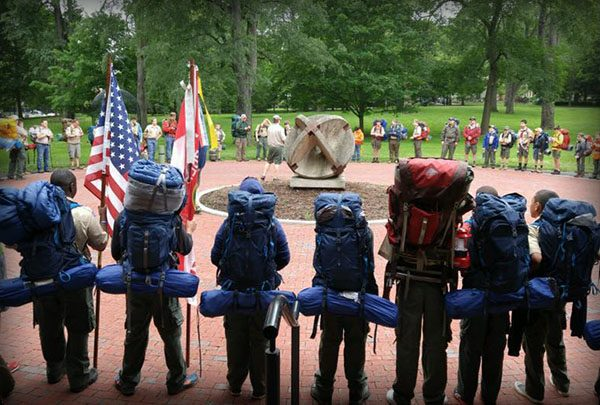 Boy Scouts of America Crossroads of America Council