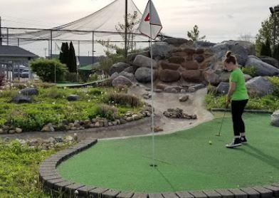 Boulder Falls Mini Golf and BatZone