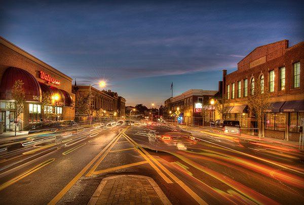 Peabody Main Streets