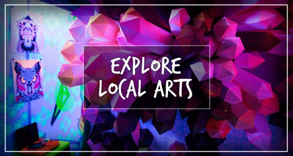Explore Local Arts
