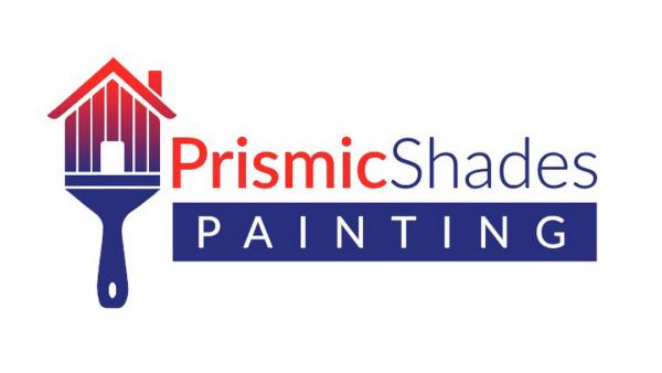 Prismic Shades Painting